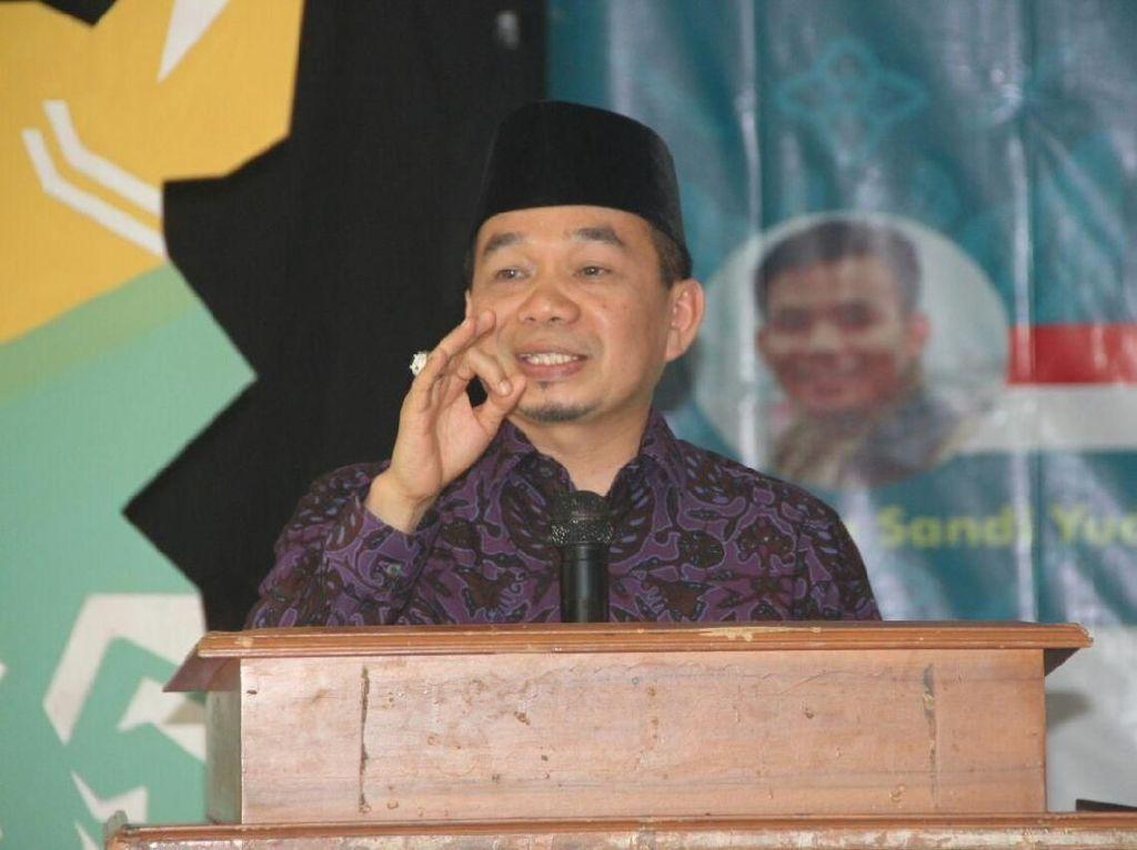 Diskusi RUU SDA dengan Menteri PUPR, F-PKS: Air Semakin Sulit