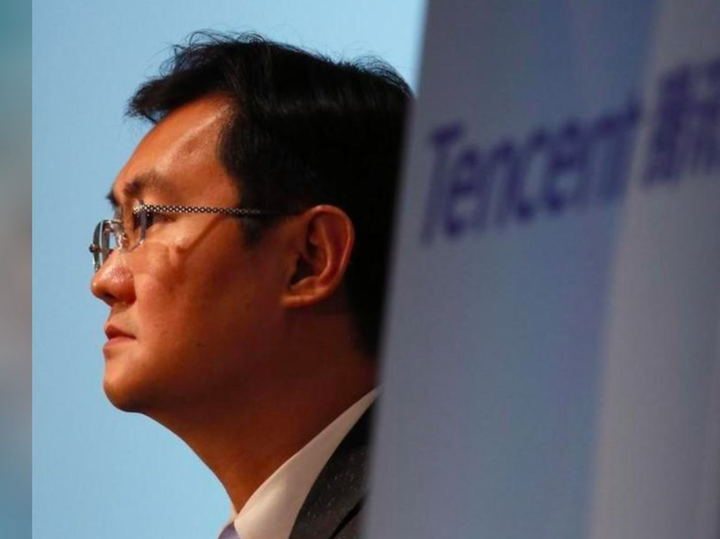 Profil Bos Tencent Ma Huateng, Orang Terkaya di China