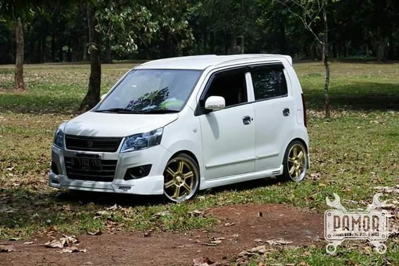 Mobil Murah Karimun Wagon R Tampil Mewah