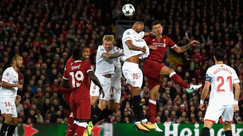 Sevilla Siap Bikin Liverpool Menderita