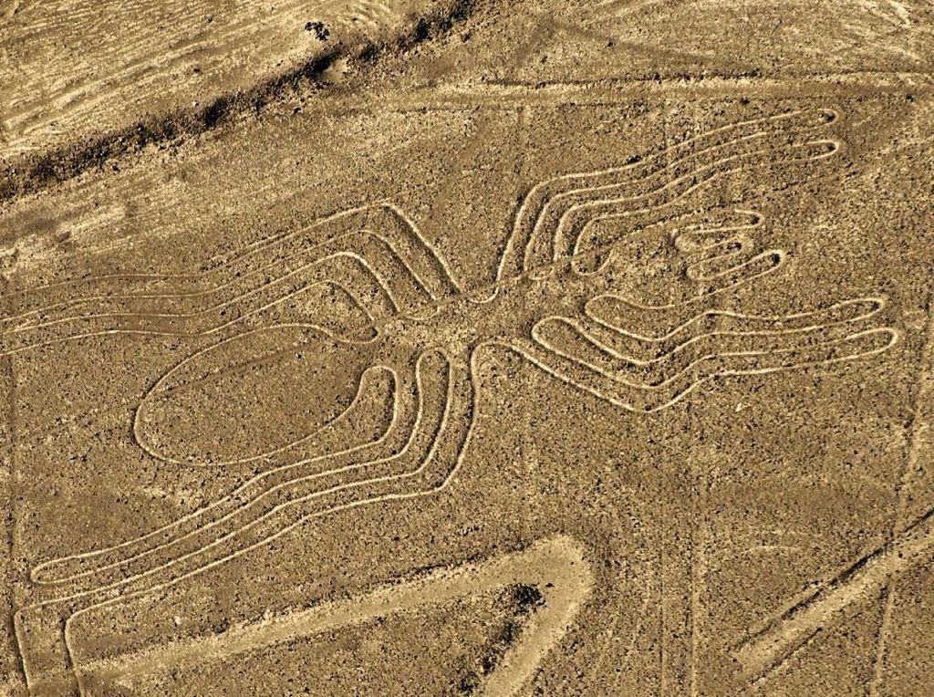 Alamak! Supir Truk Tabrak Situs UNESCO 2.000 Tahun di Peru