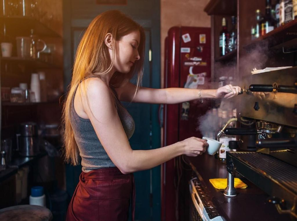 Minum Kopi Kok Malah Kembung? Ini Penyebab dan Cara Mengatasinya