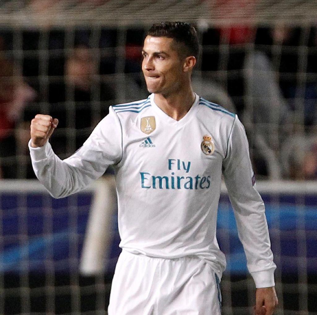 Ronaldo: Aku adalah Pemain Terbaik dalam Sejarah