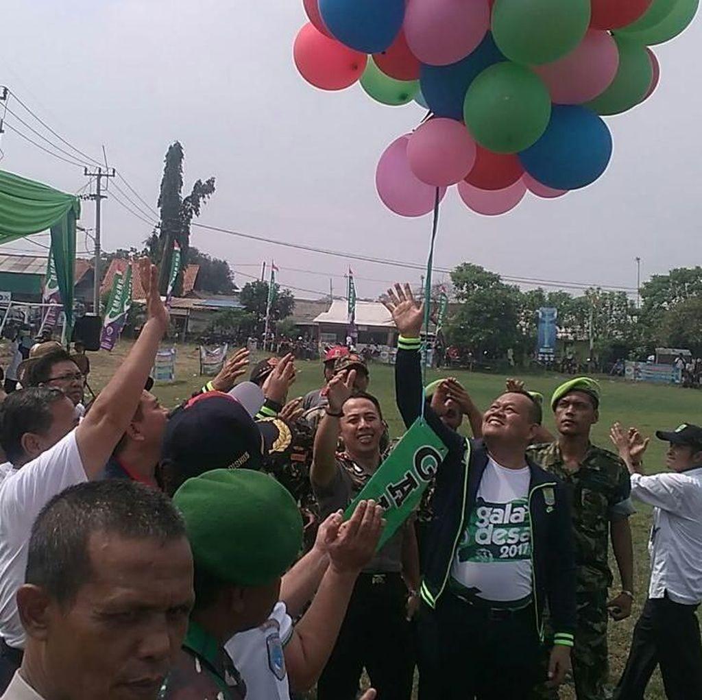 Kemenpora Kembali Gelar Liga Desa Nusantara