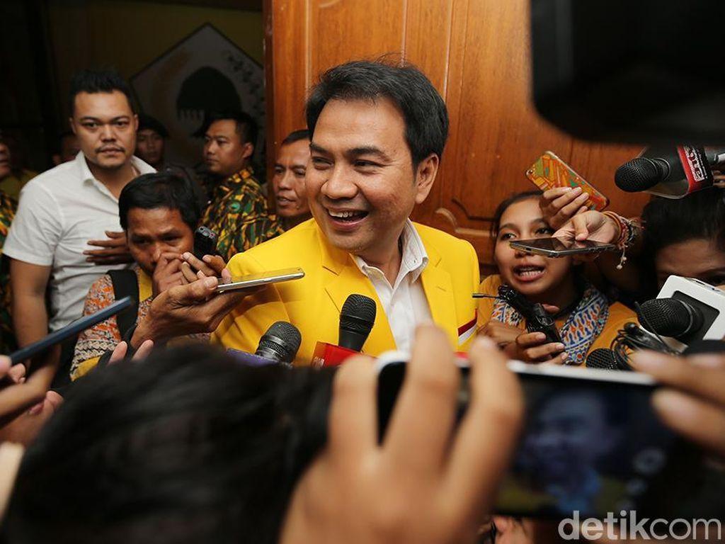 MKD: Novanto Kirim Surat Tunjuk Aziz Syamsuddin Jadi Ketua DPR