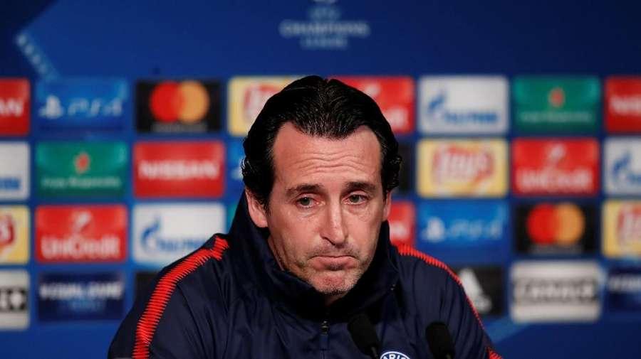 Emery Tekankan Pentingnya Jadi Juara Grup untuk PSG