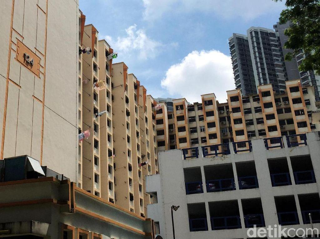 Tengok Rumah Subsidi di Singapura