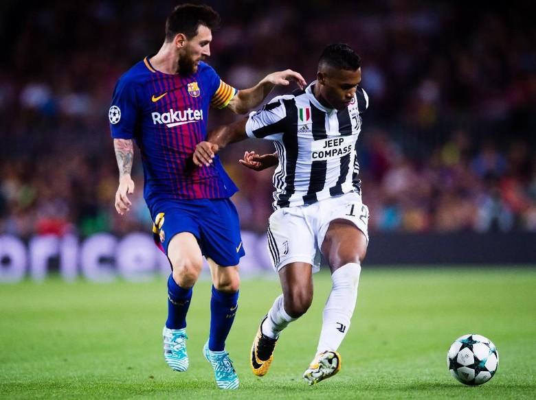 Inkonsistensi Juventus vs Dominasi Barcelona