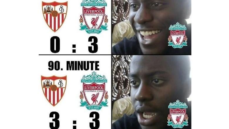 Liverpool Kembali Jadi Bahan Olok-olokan