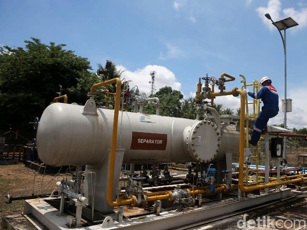 ESDM Panggil Kontraktor Migas Bahas Perintah Jokowi Beli Minyak Lokal