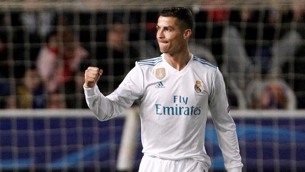 Ronaldo Terlahir untuk Liga Champions