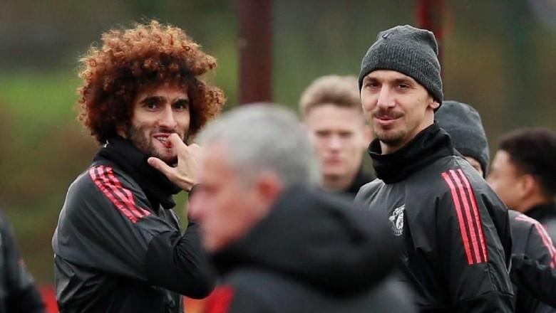 Jelang Derby Manchester, Mourinho Sindir Wenger dan Guardiola