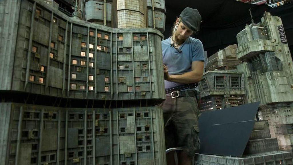 Keren! Setting Film Blade Runner 2049 Ternyata Menggunakan Miniatur