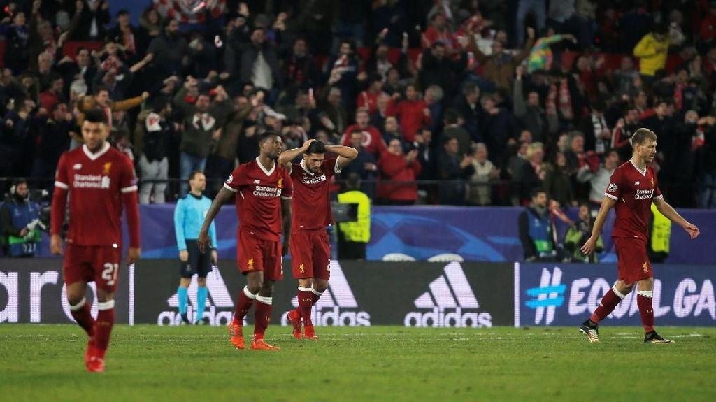 Mempertanyakan Mental Bertanding Liverpool saat Hadapi Tim Besar