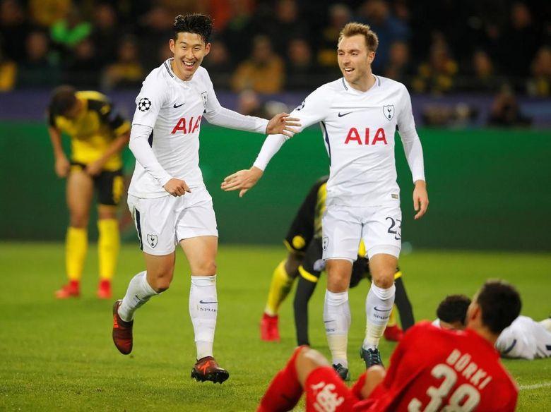 Tertinggal 1-0 Membuat Spurs Berhasil Membalikan Kedudukan 2-1