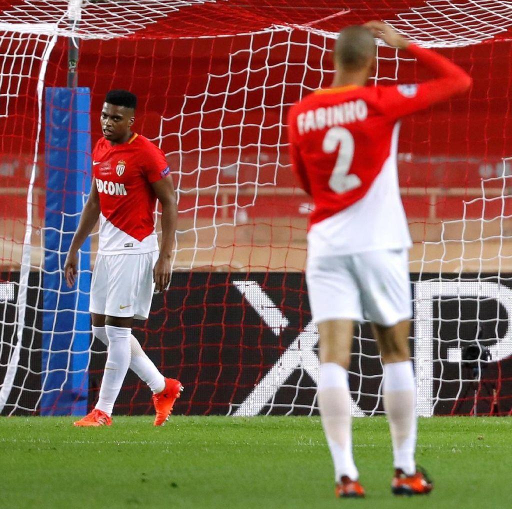 Monaco: Musim Lalu ke Semifinal, Musim Ini Tembus Liga Europa Saja Tidak