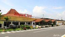 Pandemi Corona, Operasional Bandara Semarang Dibatasi Pukul 22.00 WIB
