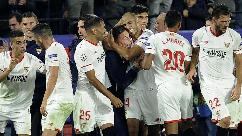 Kanker Sang Pelatih dan Comeback Gemilang Sevilla Atas Liverpool