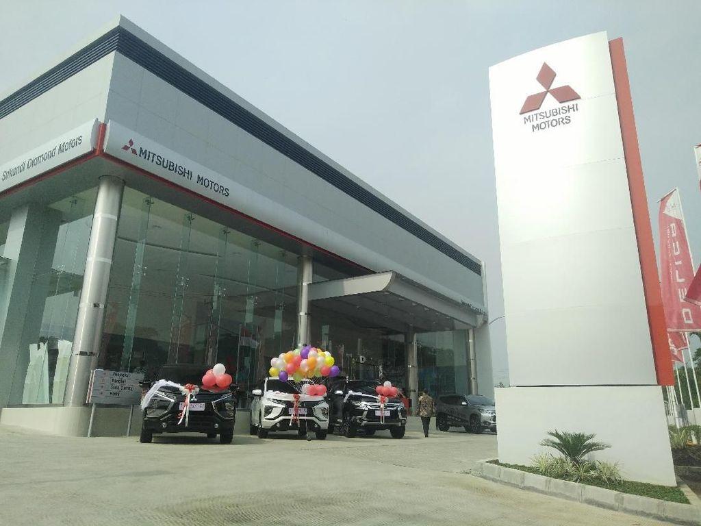 Diler Pertama Mitsubishi di Karawang