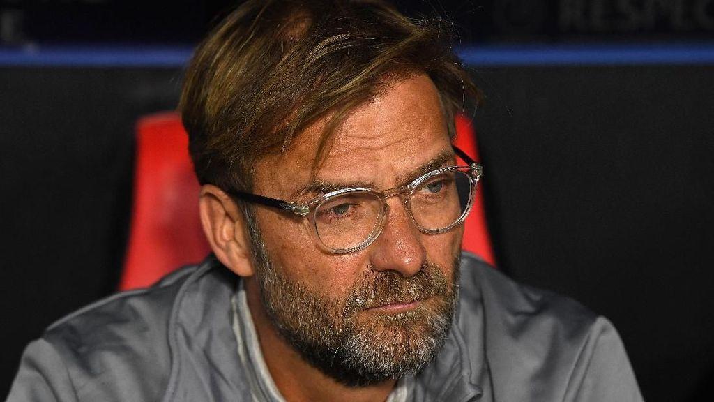 Klopp: Liverpool Berhenti Bermain di Babak Kedua