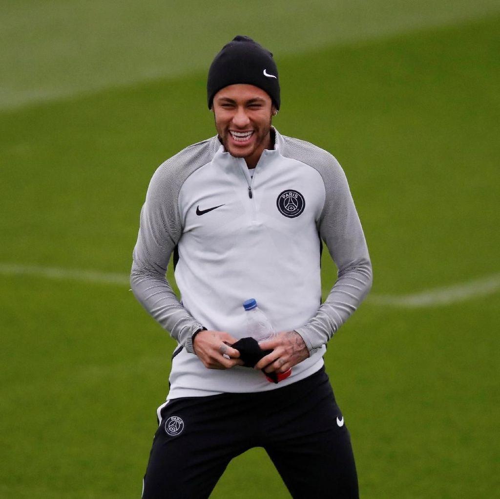 Kabar Neymar Diincar Madrid Bikin Iniesta Terganggu