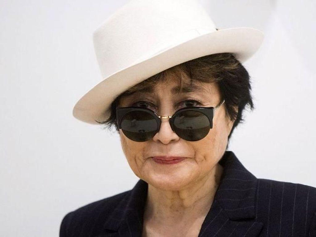 Peringati Ulang Tahun John Lennon, Yoko Ono Nyanyikan Imagine