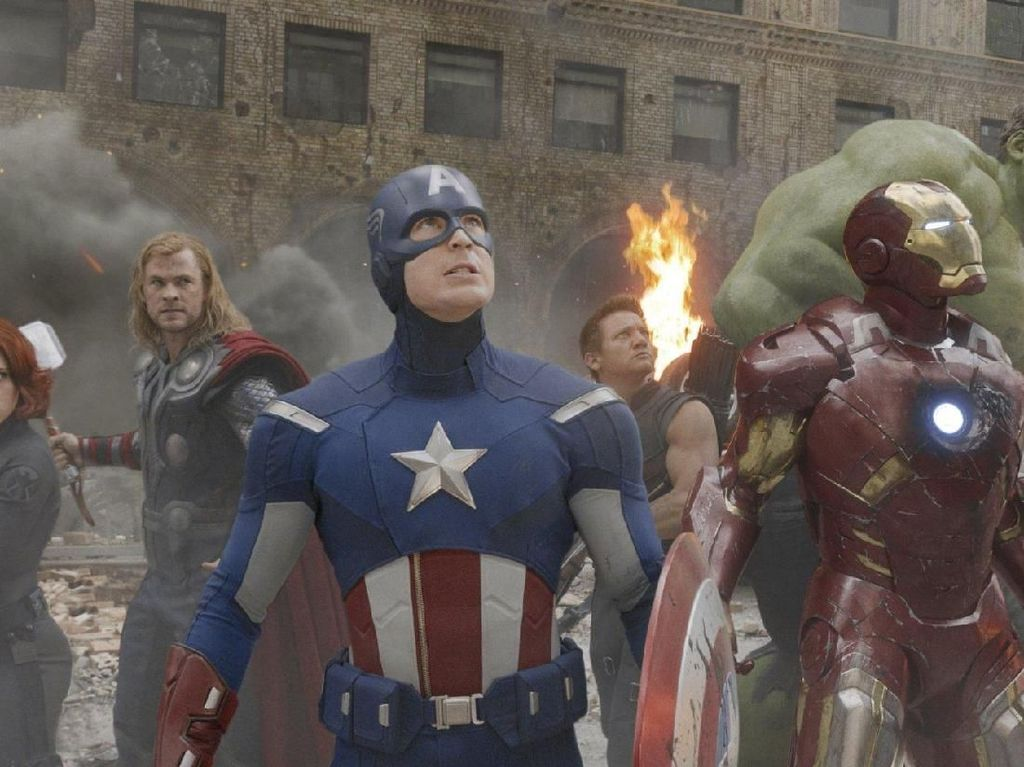Film-film Marvel Harapan Bioskop Dapat Bangkit Lagi