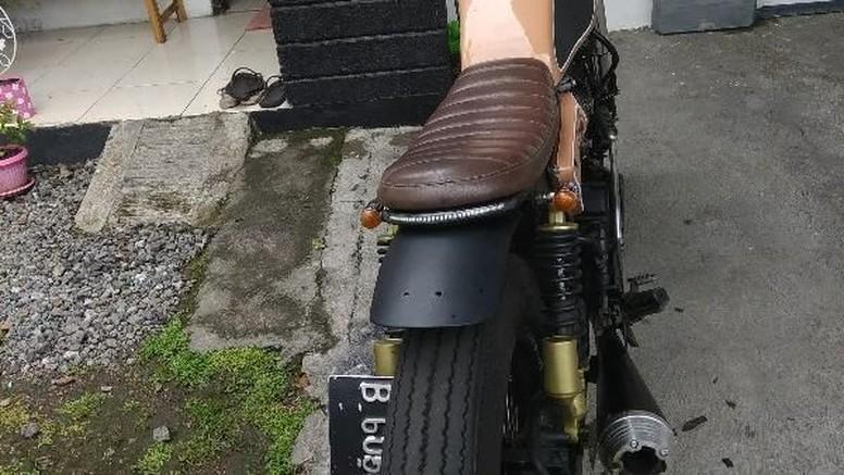 Si Manis Honda Tiger Revo ala Japstyle