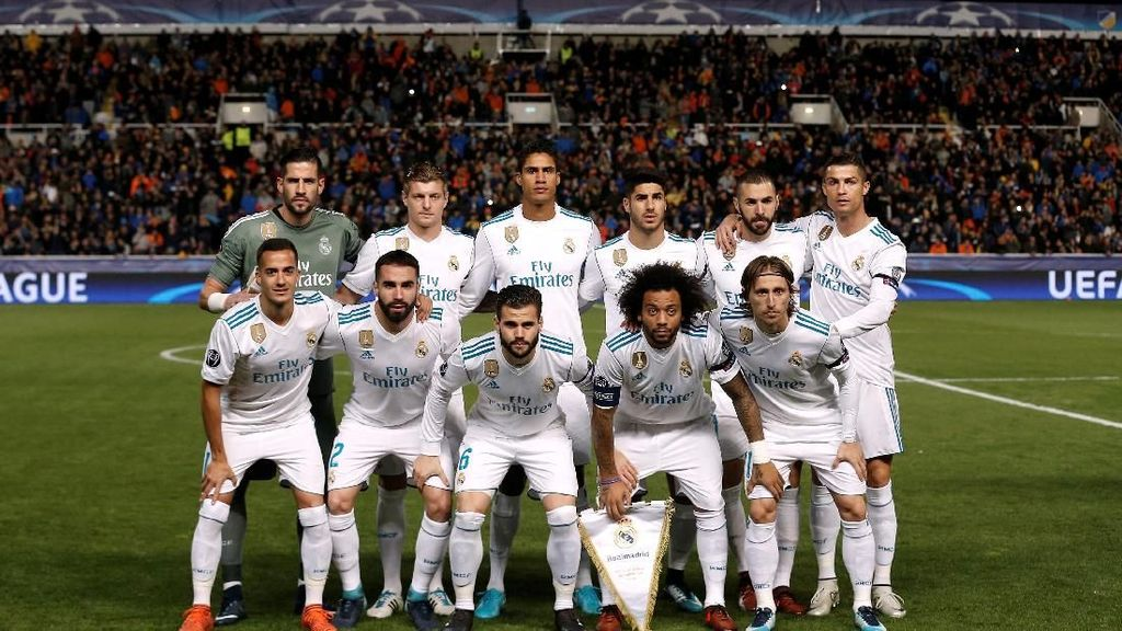 Kemenangan Datang di Saat yang Tepat untuk Madrid