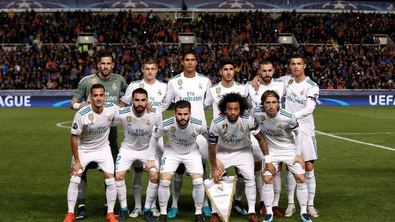 Di Saat Yang Tepat Kemenangan Datang Untuk Madrid