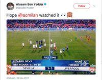 Liverpool Buang Keunggulan Tiga Gol, Milan Dibawa-bawa
