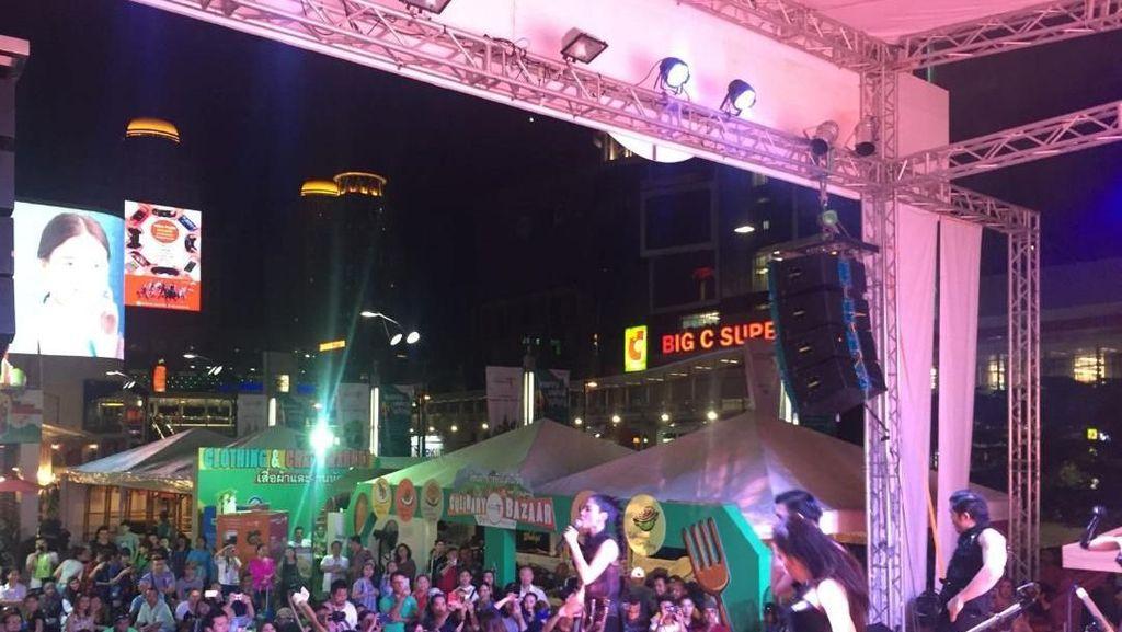Festival Wonderful Indonesia 2017 di Bangkok Tarik 13.000 Pengunjung