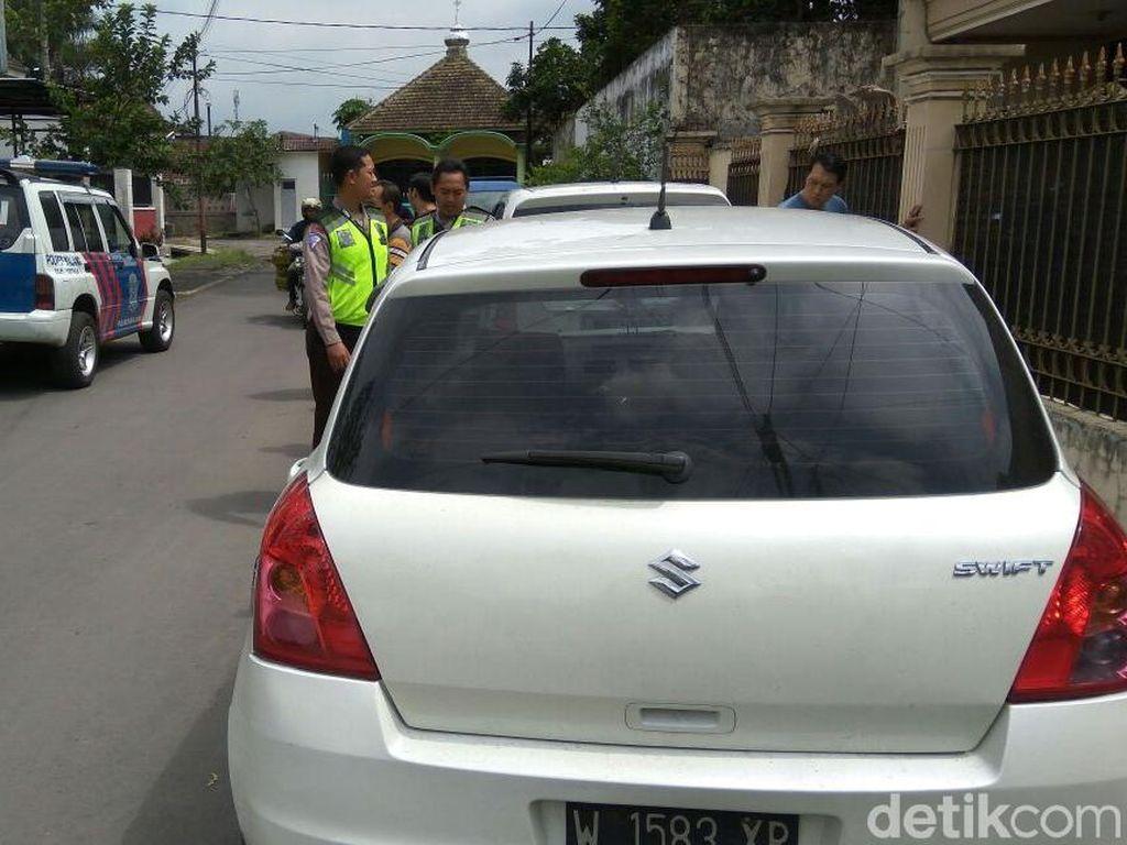 Pengemudi Mobil Pelaku Tabrak Lari di Malang Menyerahkan Diri