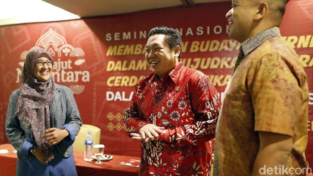 Seminar Internet Sehat Guna Merajut Nusantara