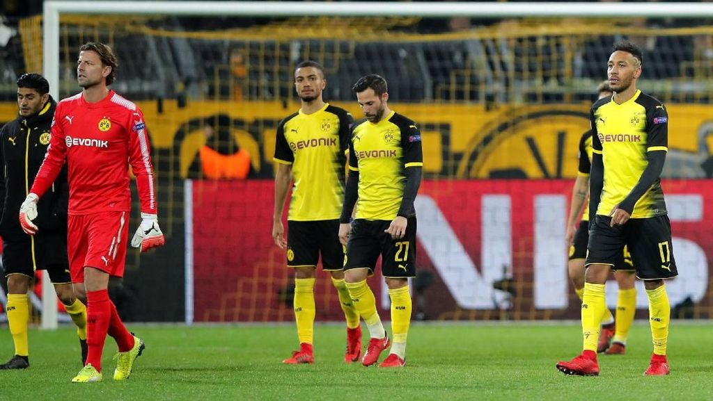 Derby Melawan Schalke Diharapkan Jadi Titik Balik Dortmund