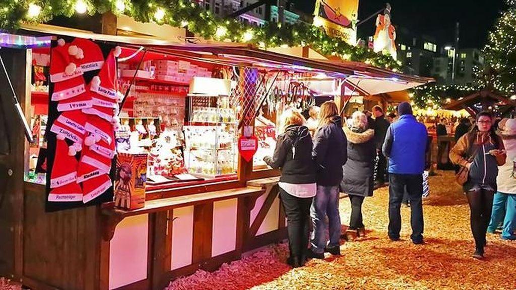 Foto: 8 Pasar Natal Terbaik di Eropa