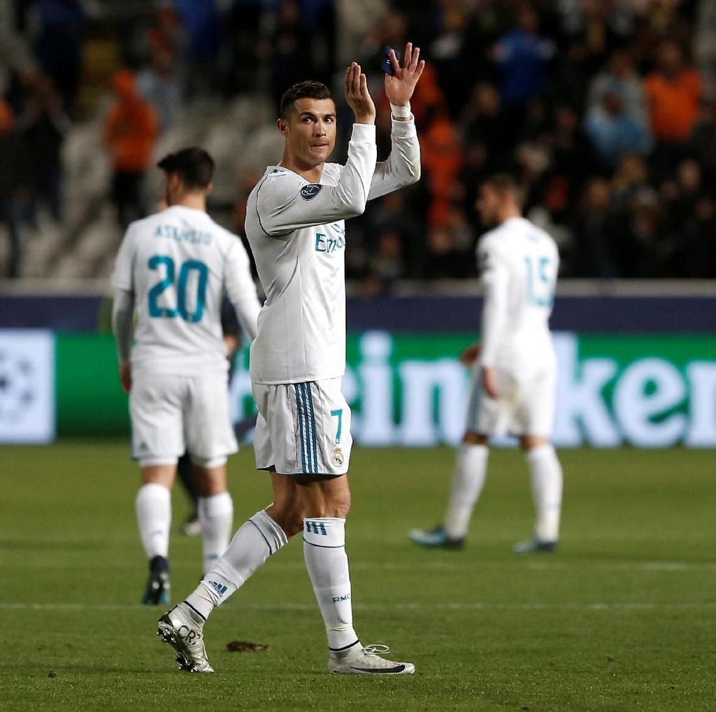 Cristiano Ronaldo di Tahun 2017