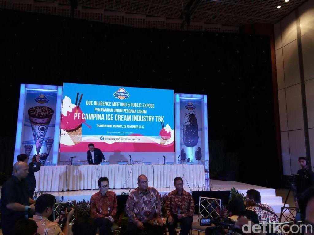 Laba Bersih Campina Ice Cream Melejit 225%