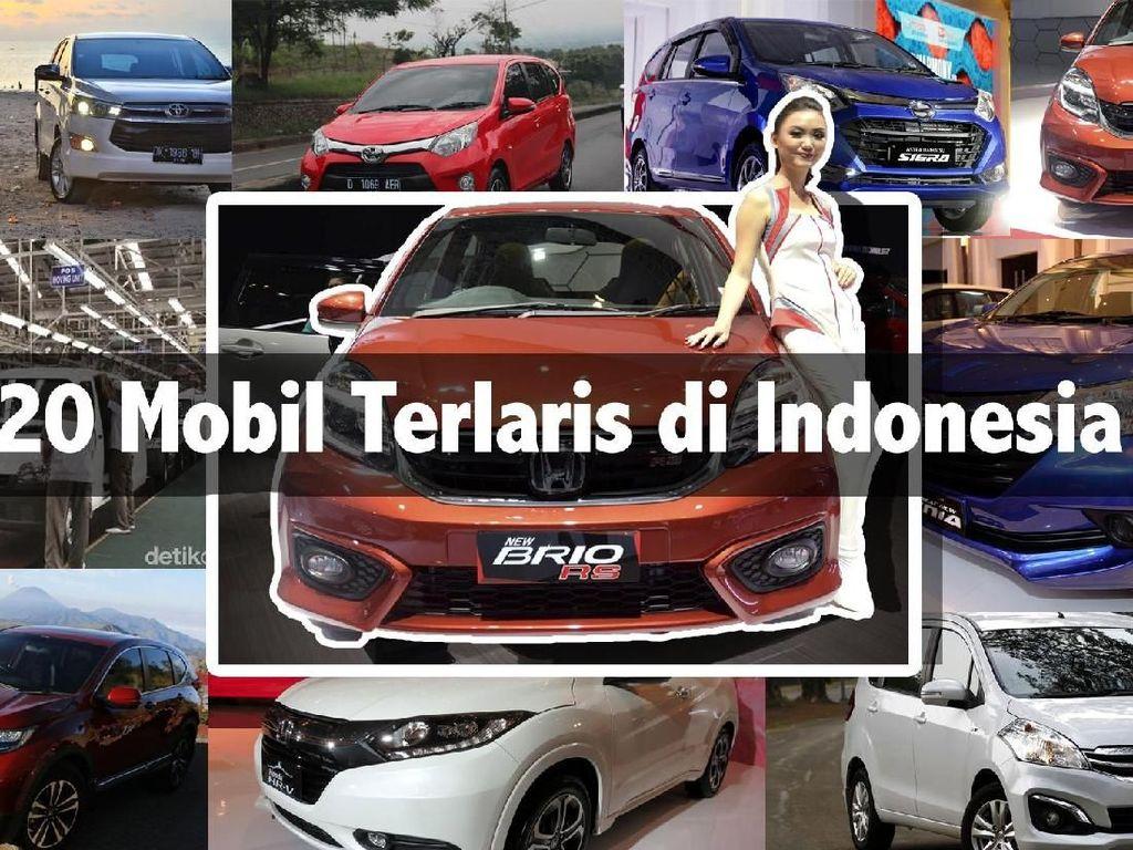 Mobil Terlaris di Indonesia (II)
