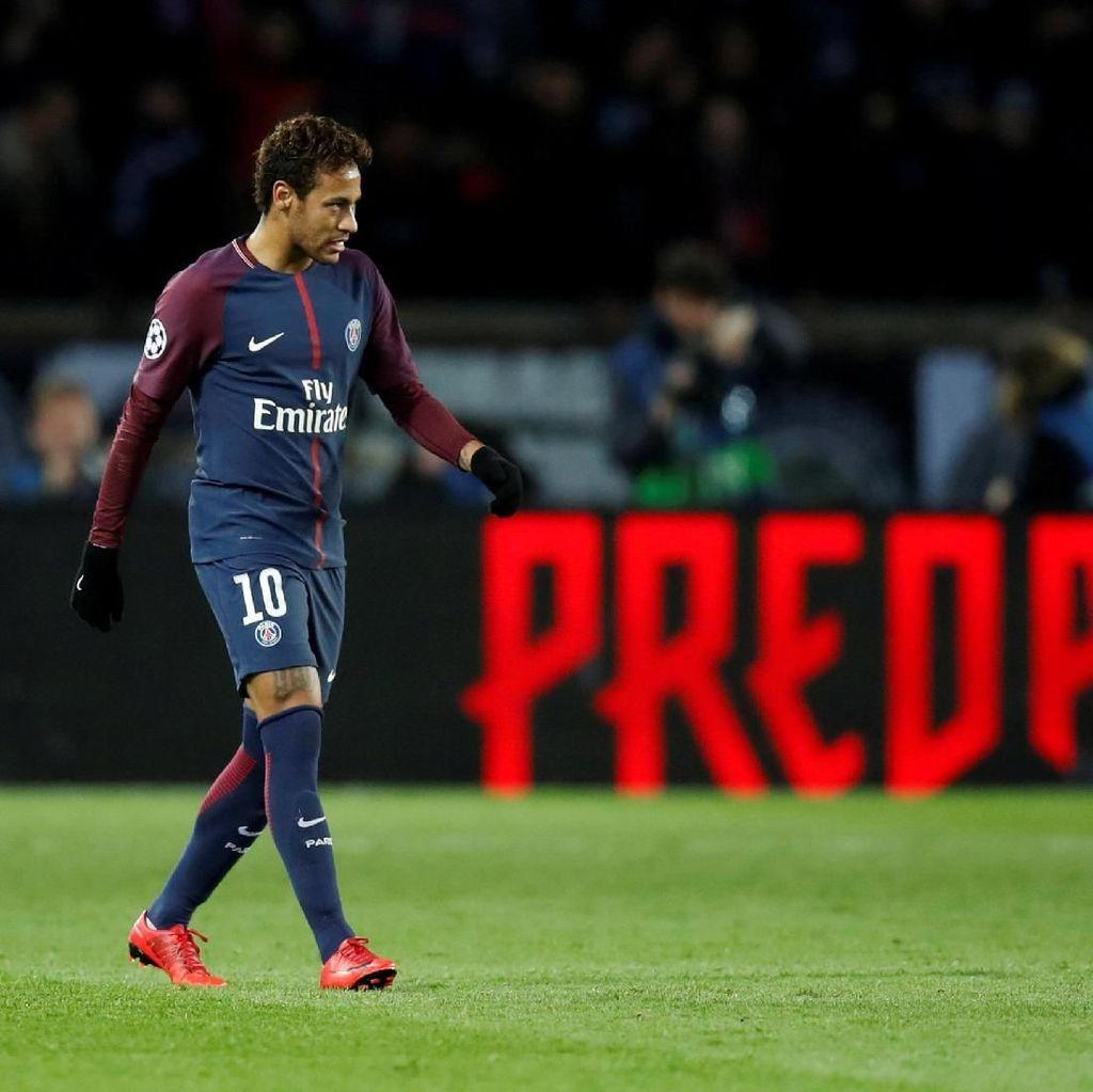 Balas Komentar Perez, Emery: Neymar Bakal Menangi Ballon dOr di PSG