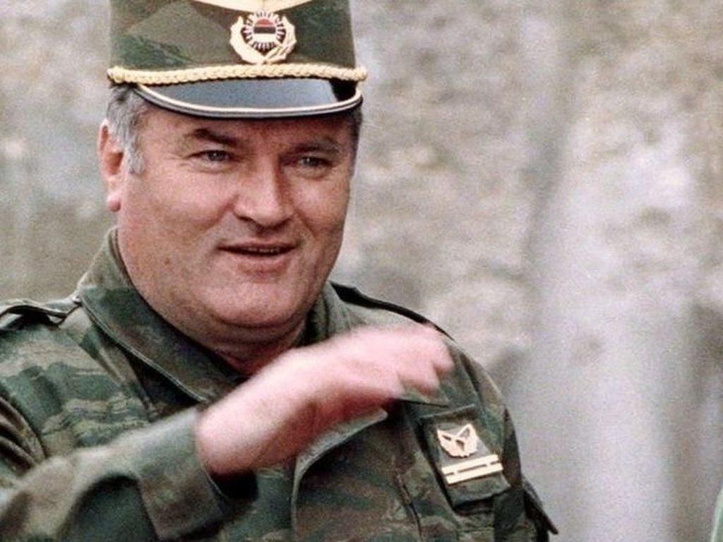 Bantai 7 Ribu Muslim Bosnia, Ratko Mladic Dinyatakan Bersalah