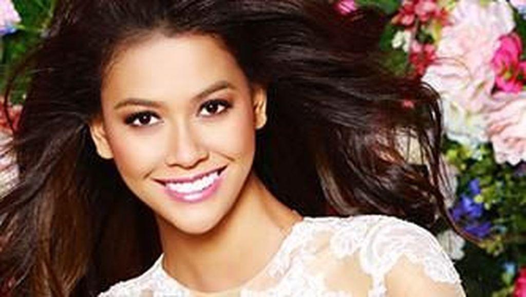 Begini Kekecewaan Bunga Jelitha Setelah Gagal di Miss Universe 2017