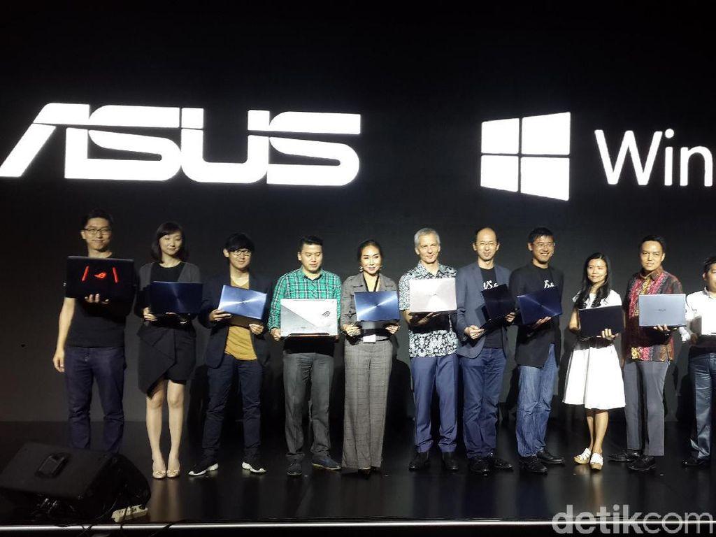 Indonesia Jadi Contoh Sukses Asus Jualan Notebook