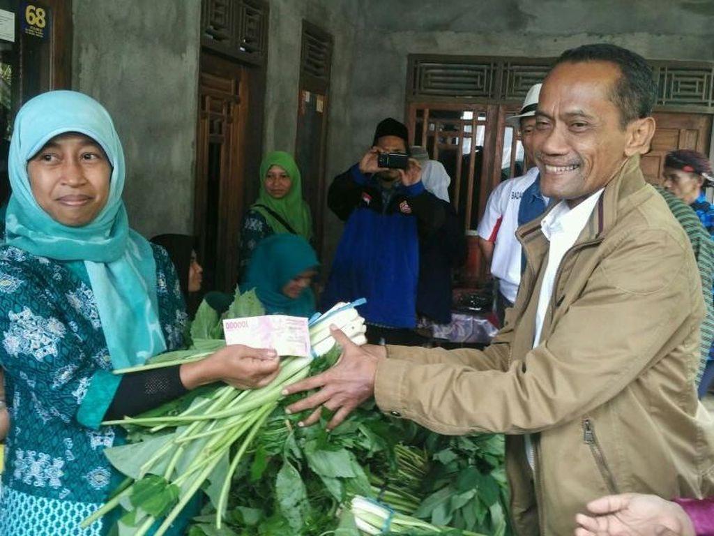 Bikin Pangan Organik, Jurus Warga Desa Ini Tambah Penghasilan