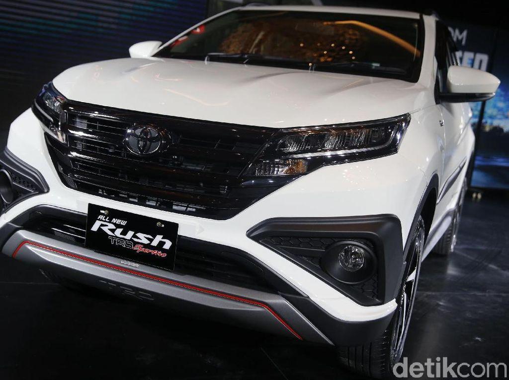Toyota: Limbung di Rush Sudah Diminimalisir