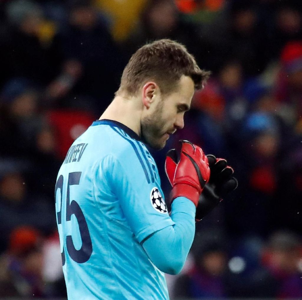 Pertama dalam 11 Tahun, Kiper CSKA Ini Catat Clean Sheet di Liga Champions