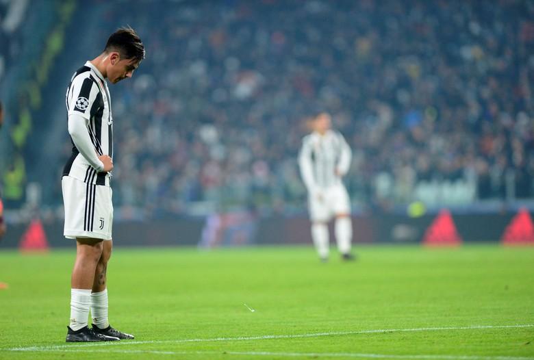 Jumlah Gol Juventus Paling Sedikit
