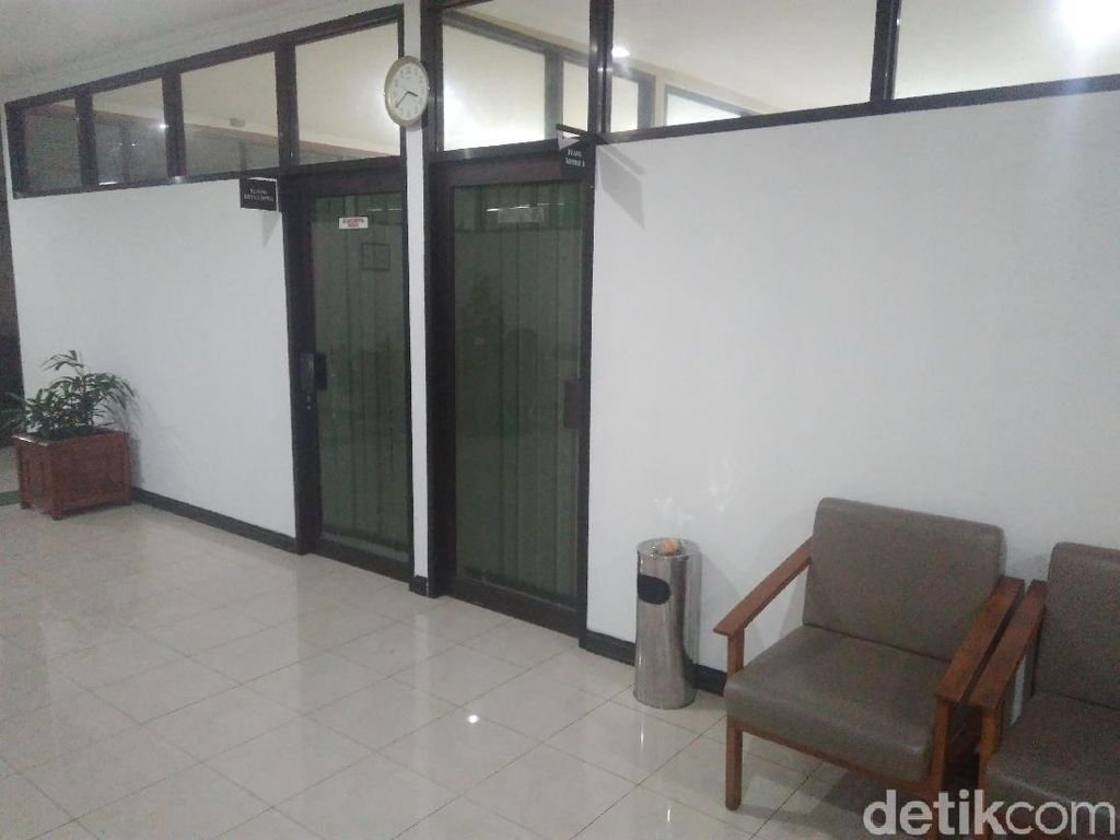 Dompet Berisi Uang Rp 5 Juta Digondol Maling di Gedung DPRD Yogya