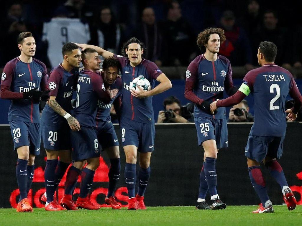 Hadapi Madrid Jadi Tantangan Bagus untuk PSG