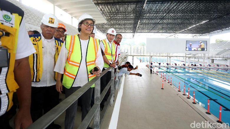Menkeu Janji Bantu Dana Pelatnas Asian Games 2018 Semaksimal Mungkin